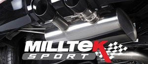 Milltek Exhaust Systems   For Your Audi