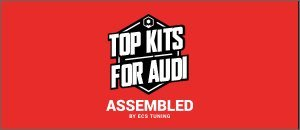 Top - Assembled By ECS Service Kits - B8 A4