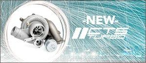 New CTS K04 Turbo Upgrade Kit for Transverse VW/Audi