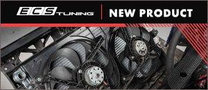 NEW ECS Aluminum Radiator for VW MK4 Golf/GTI/Jetta