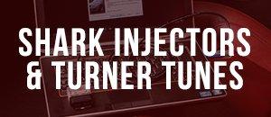 Shark Injectors and Turner Tunes - MINI