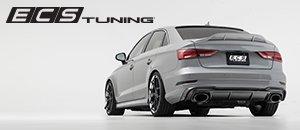 ECS Audi 8V RS3 Carbon Fiber Rear Diffuser