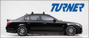 NEW Turner Carbon Fiber High Kick Spoiler - BMW E60