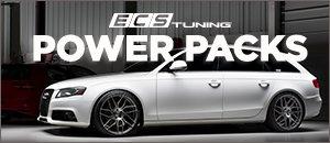 New Audi Power Packs - B8 S4