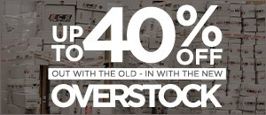 Overstock - Up to 40% Off -Drivetrain