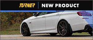 New Turner F10 AWD Thrust Arm Monoball Upgrade