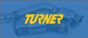 New Turner F8X M High Flow Catted Downpipes