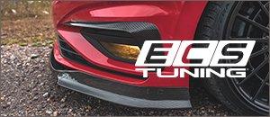 ECS MK7 Jetta Carbon Fiber Front Lip Spoiler