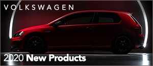 2020 New Products for your Volkswagen