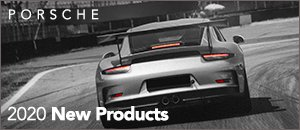 2020 New Products for your Porsche