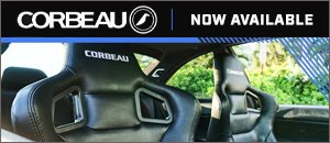 Now Offering Corbeau Racing Seats