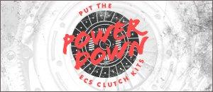 ECS Clutch Kits - Put The Power Down - MK5 GTI