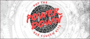 ECS Clutch Kits - Put The Power Down - MK7 GTI
