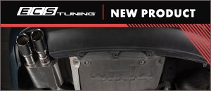 New ECS Audi B8/B8.5 A4 2.0T Exhaust System Upgrades