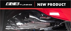 New ECS MK7 Jetta Rear Diffusers and Borla Cat-Back