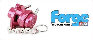 Forge Limited Edition Pink Blow-Off Valve Kit - MINI