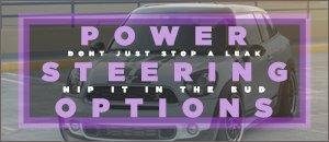 Power Steering Options - MINI
