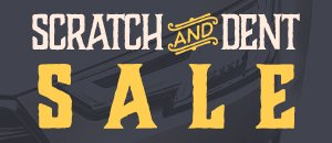 Scratch & Dent Sale   Steering Products