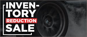 Inventory Reduction Sale - VW