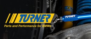 Turner Rear Adjustable Toe Arms - E9X 3 SERIES