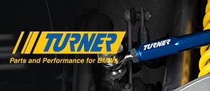 Turner Rear Adjustable Toe Arms - E9X M3