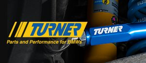 Turner Rear Adjustable Toe Arms - E8X 1 SERIES
