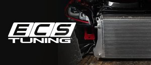 ECS MQB OE Location Intercooler Upgrade - VW/Audi MQB