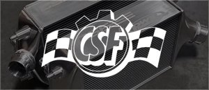 CSF 991 GT2 RS Twin Intercooler Set