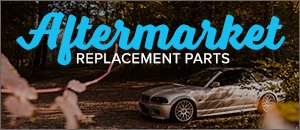 Aftermarket Replacement Parts -  F8X M3 / M4