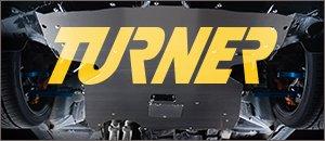 New Turner Aluminum Skid Plates | E9X 3 SERIES