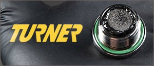 New Turner Titanium Magnetic Differential Drain Plug