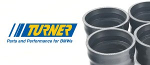 New Turner - S54 Silicone Throttle Body Boot Set