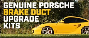 Porsche 911 Carrera GT2/GT3 Brake Duct Kits