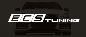 ECS Gloss Black Grille Accents B9 A4 S-Line/S4