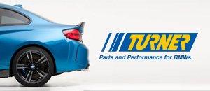 Turner Carbon Fiber High Kick Trunk Spoiler - F22, F87