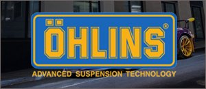 OHLINS PERFORMANCE COILOVERS - 996 GT3