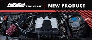New ECS Audi C7 A6/A7 3.0T Luft Technik Intake System