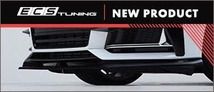 New Audi B9 A4/S4 Pre-Facelift Gloss Black Front Lip