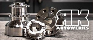 Now Offering RK Autowerks S55 Billet Crank Hub