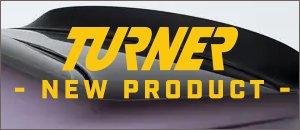 New Turner E46 ABS High Kick Trunk Spoiler