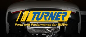 Turner F3X 335 N55 Valved Catback Exhaust