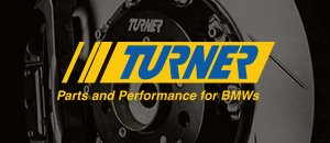 Turner E46 M3 TrackSport Rotors