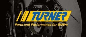 New Turner E8X & E9X TrackSport Rotors