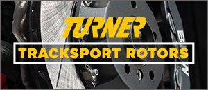 Turner E9X 325/328/330i & E8X TrackSport Rotors