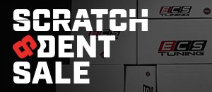 Scratch & Dent Sale - Exhaust Products For Your BMW