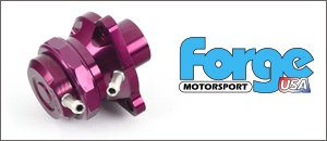 Forge Limited Edition Purple Premium Blow-Off Valve Kit