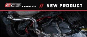 ECS MK5 GTI Valved/Non-Valved Turbo-Back Exhaust