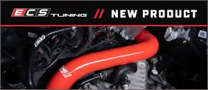 New ECS MK7.5 GTI/ R High Flow Turbo Outlet Pipe