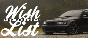 Top Wish List Items for 2020 Holiday - E46 M3