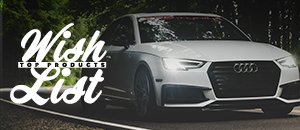 B9 S4 3.0T Best Performance Upgrades for your WIsh List